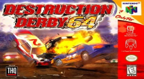 destruction derby 64 retro achievements