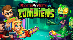 rooster teeth vs. zombiens steam achievements