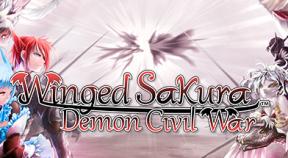 winged sakura  demon civil war steam achievements