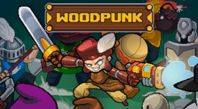 woodpunk steam achievements