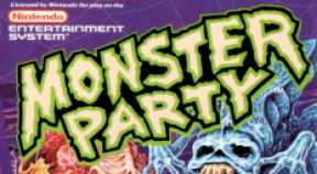 monster party retro achievements