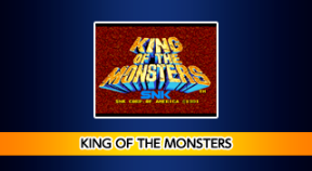 aca neogeo king of the monsters windows 10 achievements