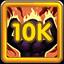 Kill 10K Enemies