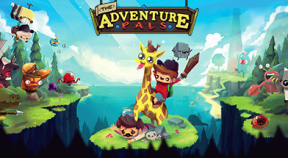 the adventure pals steam achievements