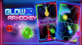 glow air hockey google play achievements