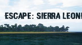 escape  sierra leone steam achievements