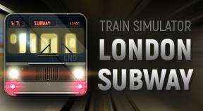 train simulator  london subway steam achievements