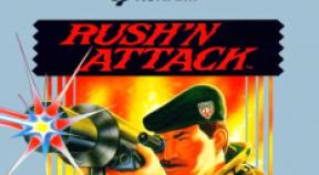 rush 'n attack retro achievements