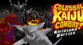 colossal kaiju combat (tm)  kaijuland battles steam achievements