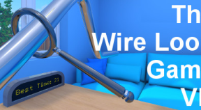 the wire loop game vr steam achievements