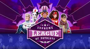 supreme league of patriots issue 1  a patriot is born steam achievements