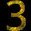3 Gold
