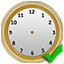 Mysterious Clock