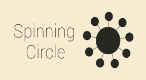 spinning circle pin the dots google play achievements