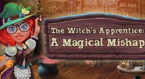 the witch's apprentice  a magical mishap steam achievements
