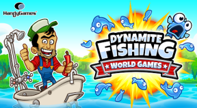 dynamite fishing world games google play achievements