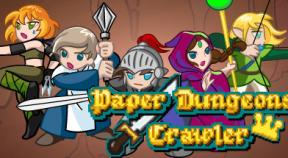 paper dungeons crawler steam achievements