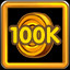Collect 100K Coins