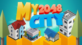 my 2048 city google play achievements