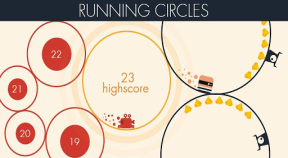 running circles google play achievements