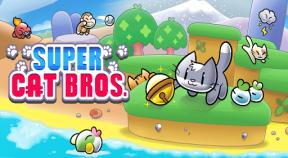 super cat bros google play achievements