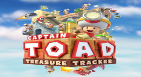 ~hack~ captain toad treasure tracker retro achievements