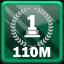 Win 110m Hurdles