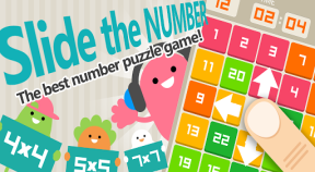 slide the number google play achievements