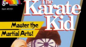 the karate kid retro achievements