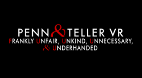 penn and teller vr  frankly unfair unkind unnecessary and underhanded ps4 trophies