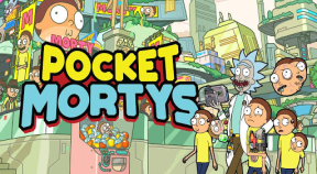 pocket mortys google play achievements
