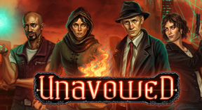 unavowed steam achievements