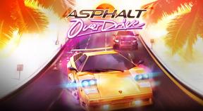 asphalt overdrive google play achievements