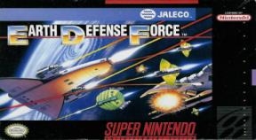 super e.d.f. earth defense force retro achievements