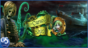 the cursed ship google play achievements