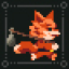 Traveller fox