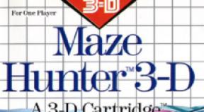 maze hunter 3 d retro achievements