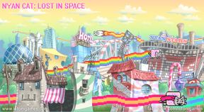 nyan cat  lost in space google play achievements