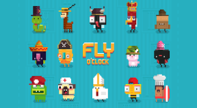 fly o'clock google play achievements