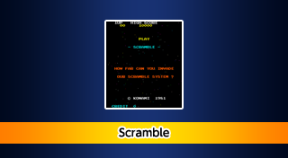 arcade archives scramble ps4 trophies