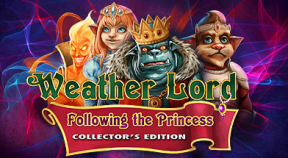 weather lord  following the princess collector's edition steam achievements