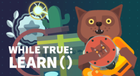 while true  learn() ps4 trophies