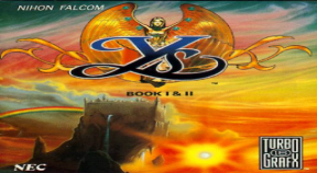ys i  ancient ys vanished (cd) retro achievements