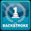 Win Swimming Backstroke