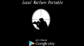 local warfare google play achievements