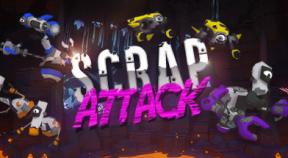 scrap attack steam achievements