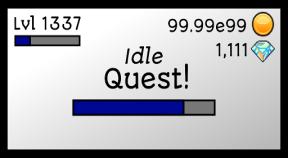 idle quest google play achievements
