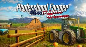 professional farmer  american dream steam achievements