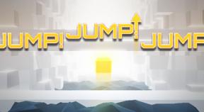 jump! jump! jump! steam achievements