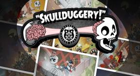 skullduggery! google play achievements